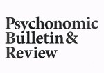 Manuscript accepted for publication in Psychonomic Bulletin & Review !